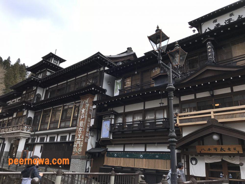 2018銀山温泉旅行39